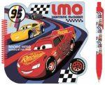 Disney Cars Notizbuch + Bleistift