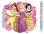 Disney Princess Notizbuch + Bleistift