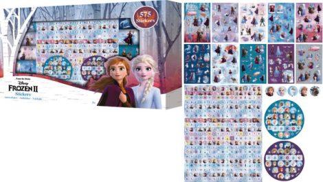 Disney Eiskönigin Riese Aufkleber (575 Stücken)