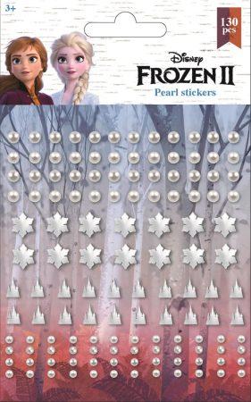 Disney Eiskönigin Aufkleber Perle (130 Stücken)