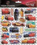 Disney Cars Schwamm  Aufkleber 22 Stücke set