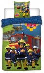 Fireman Sam Kind Bettwäsche (klein) 100×135 cm, 40×60 cm