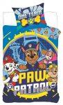 Paw Patrol Kind Bettwäsche (klein) 100×135 cm, 40×60 cm