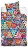 Colored Mandala Bettwäsche 160×200cm, 70×80 cm