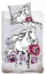 Unicorn Kind Bettwäsche 140×200 cm, 70×90 cm