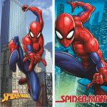 Spiderman Handtuch 35*65 cm
