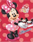 Disney Minnie Fleecedecke 120*150 cm