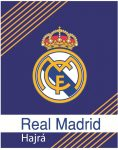 Real Madrid Dick Fleecedecke 120*150 cm