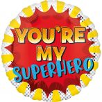 You'Re My Superhero, FolienLuftballon 43 cm