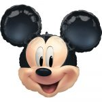 Disney Mickey Luft Folienballon 63 cm