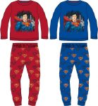 Superman Kind Pyjama lange Ärmel 104-134 cm