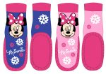 Disney Minnie Ledersohle Socken