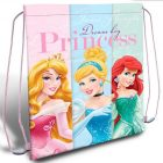 Disney Princess Gymtasche 40 cm