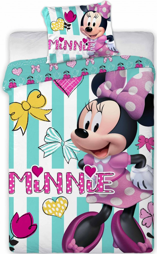 Disney Minnie Kind Bettwäsche Klein 100135 Cm 4060 Cm Javoli