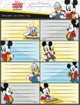 Disney Mickey Heft Vignette (16 Stücke)