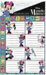 Disney Minnie Heft Vignette (16 Stücke)