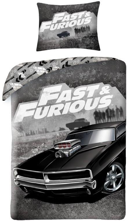 Fast And Furious Bettwäsche 140200 Cm 7090 Cm Javoli Disney