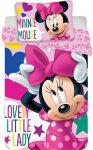 Disney Minnie Kind Bettwäsche (klein) 100×135 cm, 40×60 cm