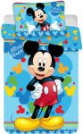 Disney Mickey Kind Bettwäsche (klein) 100×135 cm, 40×60 cm