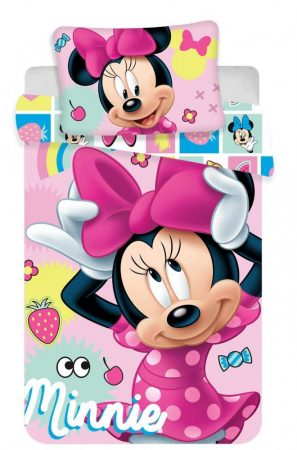 Disney Minnie Kind Bettwäsche (klein) 100×135 cm, 40×60 cm