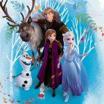 Disney Eiskönigin Kissenbezug 40*40 cm