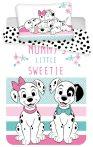 Disney 101 Dalmatians Kind Bettwäsche (klein) 100×135 cm, 40×60 cm