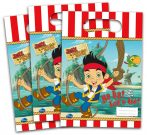 Disney Jake and The Never Land Pirates Party Tasche (6 Stücke)