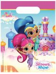 Shimmer and Shine Glitter, Party Tasche (6 Stücke)