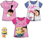 Minions, Agnes and Fluffy Kind T-shirt 3-8 Jahr