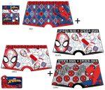 Spiderman Kind Unterhose (boxer) 2 Stück/Paket