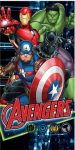 Avengers Badetuch 70*140 cm (Fast Dry)