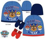 Paw Patrol Baby Mütze + Handschuhe Set