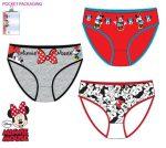 Disney Minnie Kind Unterhose 3 Stück/Paket