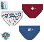 Paw Patrol Kind Unterhose 3 Stück/Paket