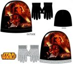 Star Wars Kind Mütze + Handschuhe Set