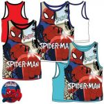 Spiderman Kind T-shirt ärmellos 3-8 Jahr