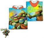 Ninja Turtles Poncho 50*100 cm