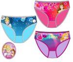 Disney Princess Kind Unterhose 3 Stück/Paket