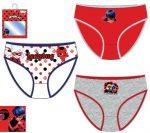 Miraculous Ladybug Kind Unterhose 3 Stück/Paket