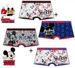 Disney Mickey Kind Unterhose (boxer) 2 Stück/Paket
