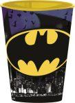 Batman Trinkglas Plastik 260 ml