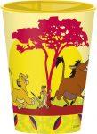 Disney The Lion King Trinkglas Plastik 260 ml
