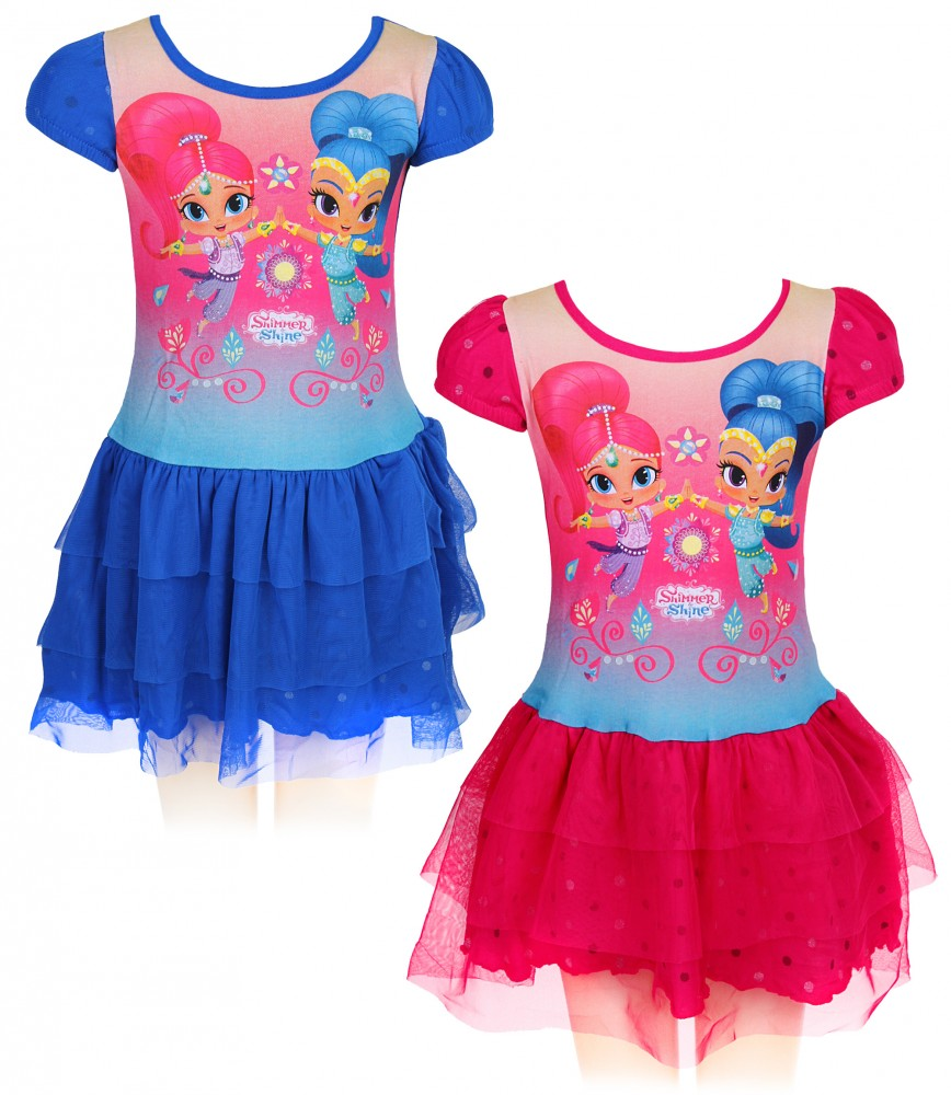 Shimmer And Shine Kind Kleid 92 116 Cm Javoli Disney Großhandel