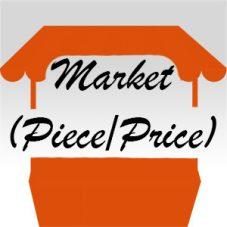 Markt (Stück/Preis)