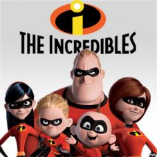 Dinsey The Incredibles