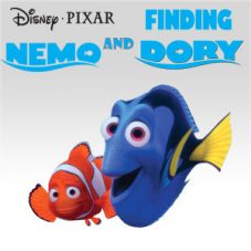 Nemo und Dory
