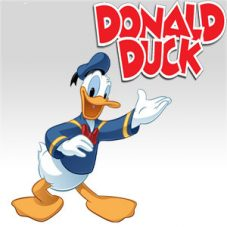 Disney Donald